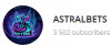 Astralbets | Прогнозы (Maxim Akulov)
