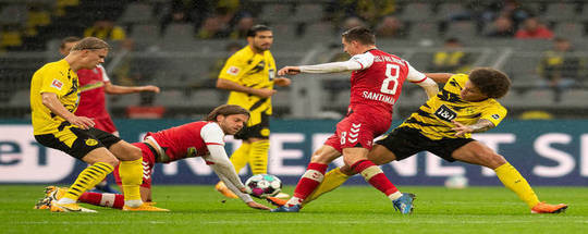 Прогноз на футбол: Боруссия Дортмунд - Севилья (09.03.2021)