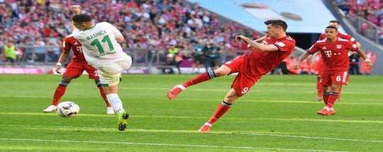 Прогноз на футбол: Вердер - Бавария (13.03.2021)