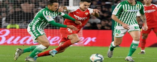 Прогноз на футбол: Севилья - Бетис (14.03.2021)