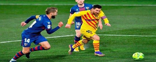 Прогноз на футбол: Барселона - Уэска (15.03.2021)