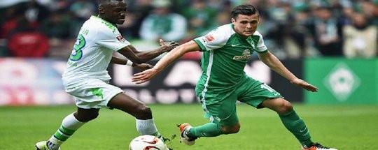 Прогноз на футбол: Вердер - Вольфсбург  (20.03.2021)