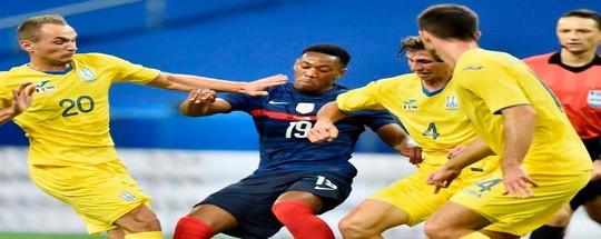 Прогноз на футбол: Франция - Украина (24.03.2021)