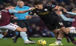 Прогноз на футбол: Астон Вилла - Манчестер Сити  (21.04.2021)