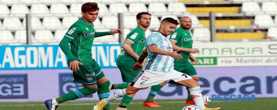 Прогноз на футбол: Пескара - Виртус Энтелла  (27.04.2021)