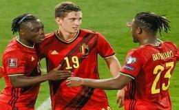 Прогноз на футбол: Бельгия - Греция (03.06.2021)