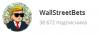 WallStreetBets (@waIIstreetCash)