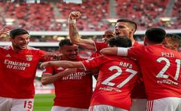 Прогноз на футбол: ПСВ - Бенфика (24.08.2021)