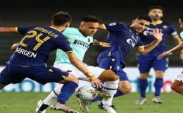 Прогноз на футбол: Верона - Интер (27.08.2021)
