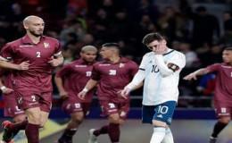Прогноз на футбол: Венесуэла - Аргентина (03.09.2021)
