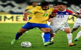 Прогноз на футбол: Чили - Бразилия (03.09.2021)