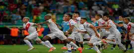 Прогноз на футбол: Перу - Уругвай (03.09.2021)
