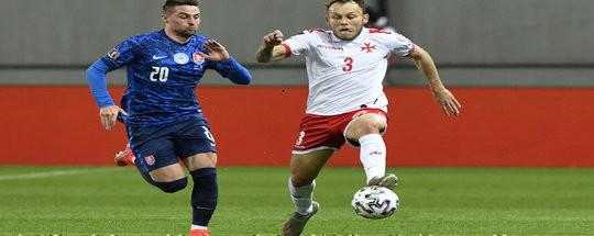 Прогноз на футбол: Словения - Мальта (04.09.2021)