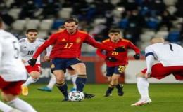 Прогноз на футбол: Испания - Грузия (05.09.2021)
