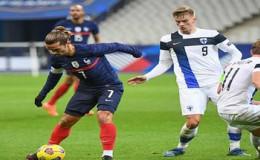 Прогноз на футбол: Франция - Финляндия (07.09.2021)