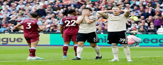 Прогноз на футбол:  Вест Хэм - Манчестер Юнайтед (19.09.2021)