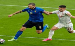 Прогноз на футбол: Италия - Испания (06.10.2021)